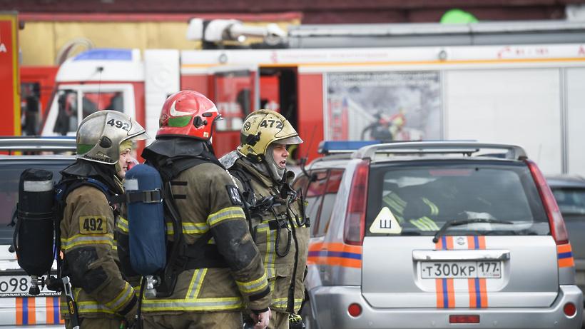 СКР: Пожар в«Персее» появился наскладе ткацкой фабрики