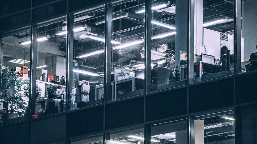 Количество свободных офисных площадей столицы достигло минимума за10 лет