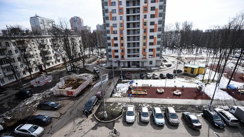 Свыше 50% жильцов 5 домов на западе Москвы готовы к переселению по программе реновации