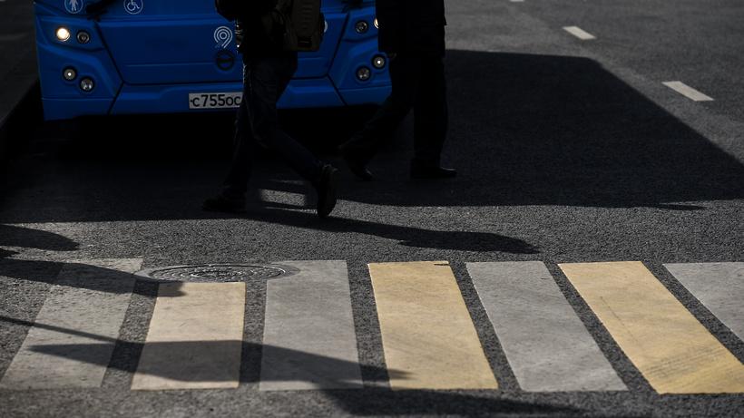 Водителей в Подольске попросили уважать пешеходов и соблюдать скорость