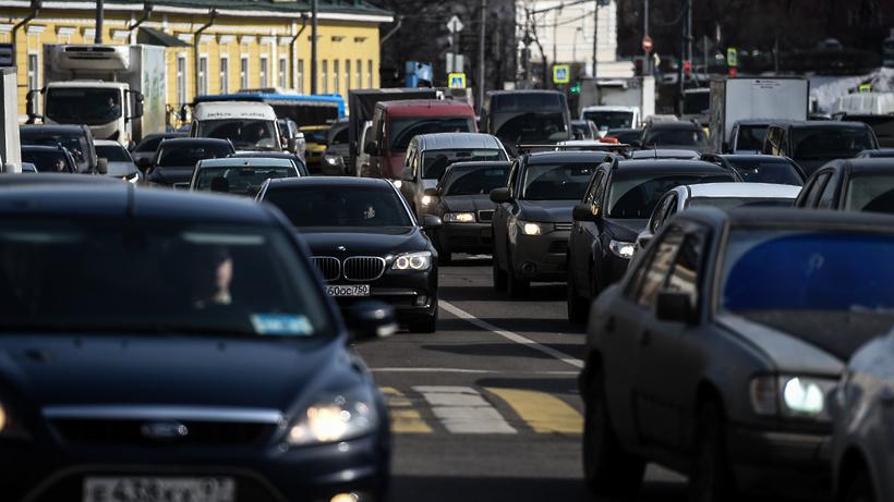 Просмотр автоистории стал наиболее популярным сервисом у жителей столицы