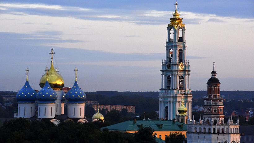 Сергиев Посад и Коломна вошли в топ‑10 городов РФ по числу туристов на одного жителя