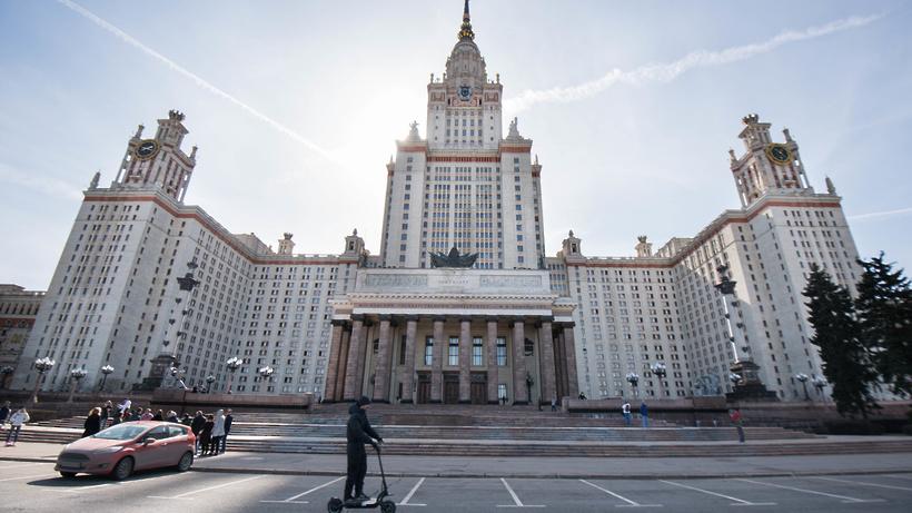 МГУ стал резидентом Московского инновационного кластера