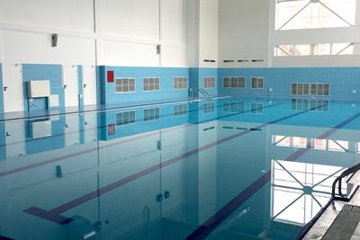 Спортивный комплекс с бассейном во Фрязине готовят к вводу в эксплуатацию