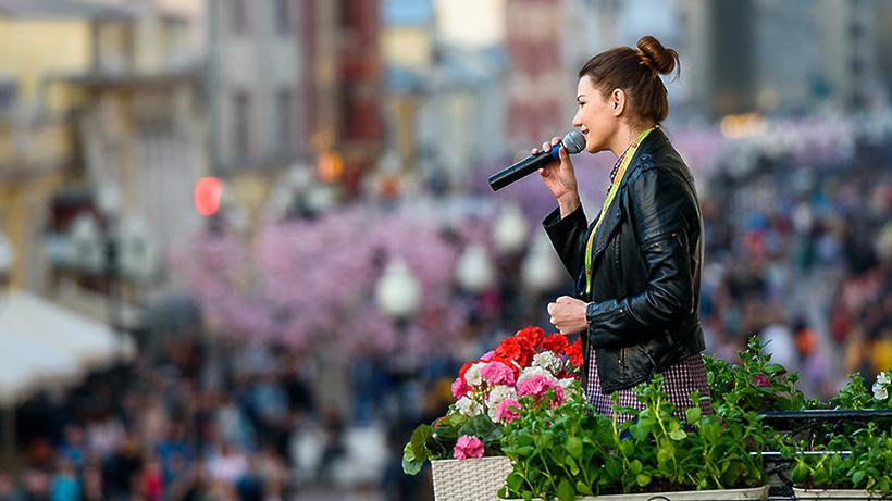 Наплощадках «Московской весны ACappella» установили 50 арт-объектов