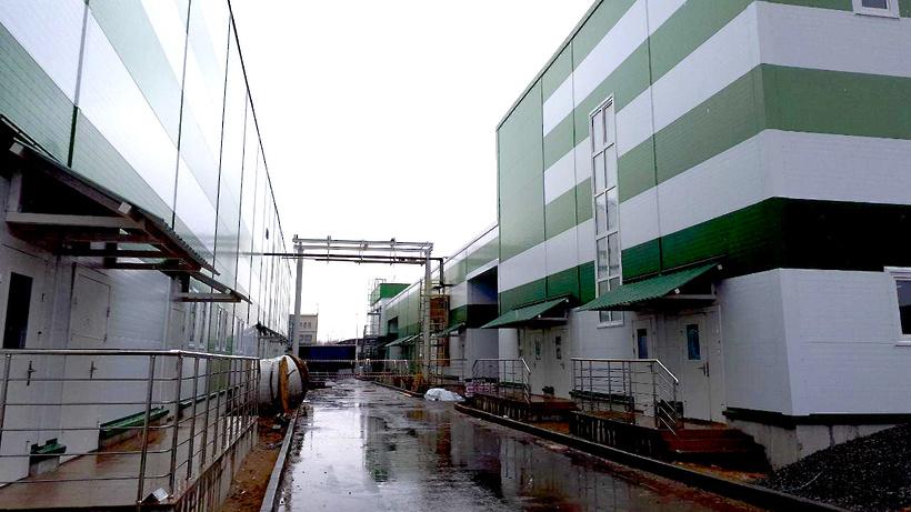 Главгосстройнадзор приступил к проверке хода строительства комплекса в ОЭЗ «Дубна»