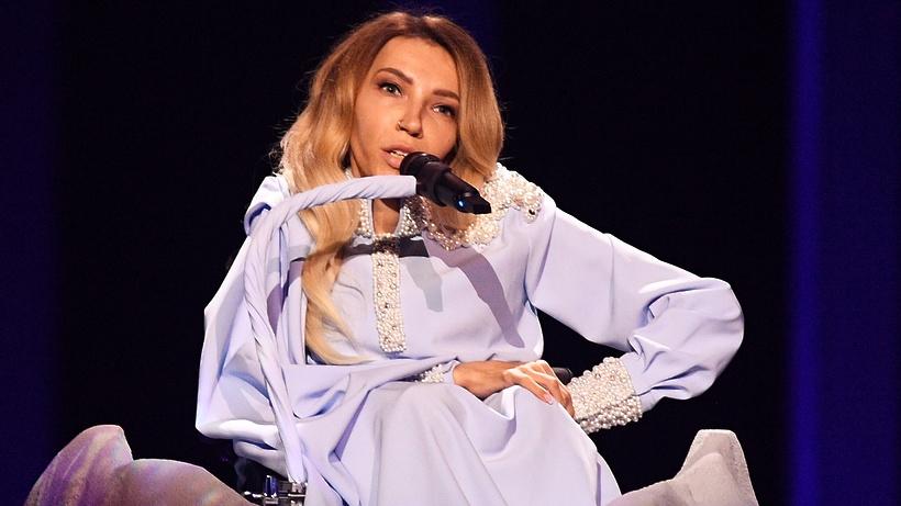 Самойлова жаловалась  наотсутствие денежных средств  при подготовке к«Евровидению»