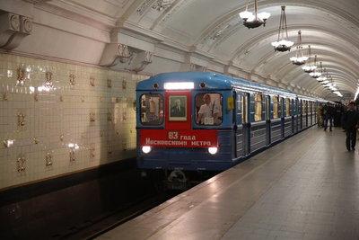 Пять станций Сокольнической линии столичного метро закрыли для пассажиров