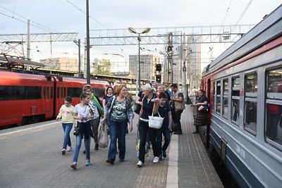 Трем электричкам Павелецкого направления МЖД с 20 июня назначены дополнительные остановки