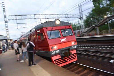 Ряд пригородных поездов частично отменили на Ярославском направлении МЖД по техпричинам