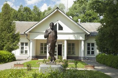 Реконструкцию флигеля музея‑заповедника Чехова «Мелихово» завершат к концу 2019 года