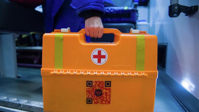 СК начал проверку по факту травмирования двух работников перинатального центра в Коломне