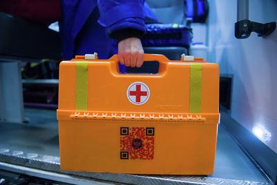 Вертолеты доставили в больницы Подмосковья за июль двух пациентов в тяжелом состоянии
