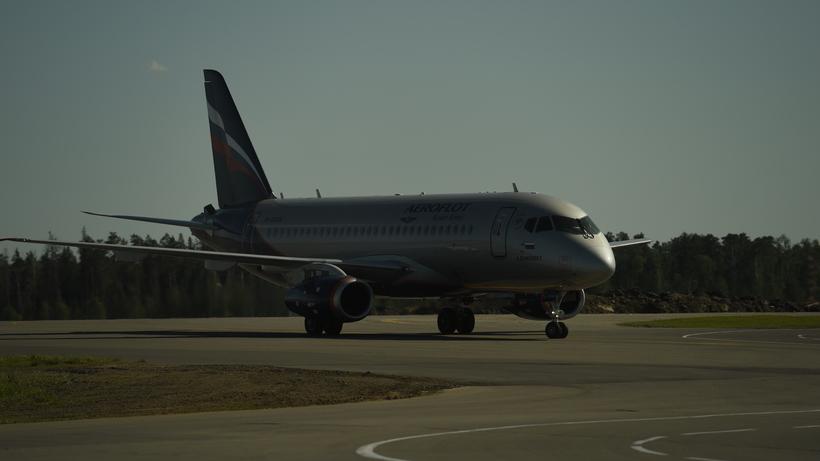 Ваэропортах столицы задержаны иотменены неменее 20 рейсов