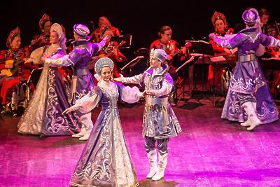 Концерт ансамбля «Садко» пройдет в музее «Новый Иерусалим» 30 ноября