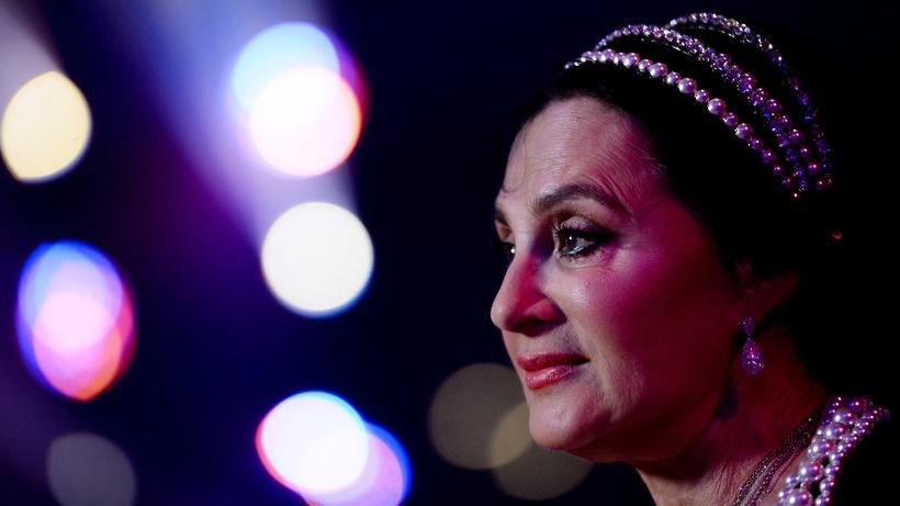 Ирина Винер празднует юбилей— Она воспитала чемпионок