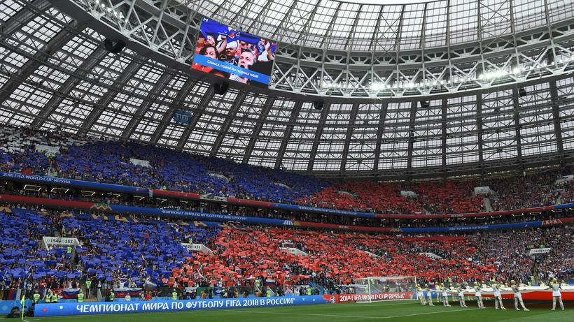 В столице России матчи ЧМ-2018 посетили неменее 680 тыс. человек