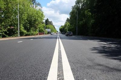 Девять участков на двух шоссе благоустроят в Люберцах в 2019 году