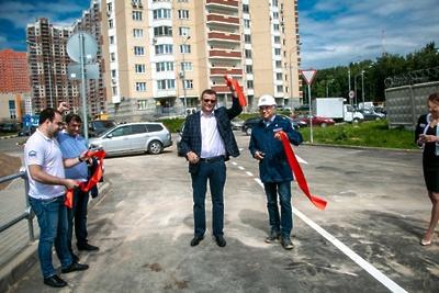 Открылся второй выезд из ЖК «Путилково» в Красногорске