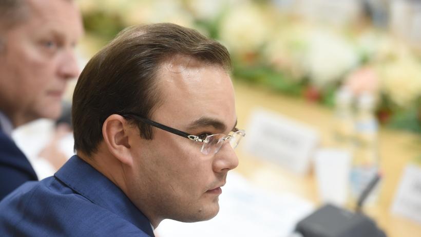 Воробьев зарегистрирован кандидатом вгубернаторы Московской области