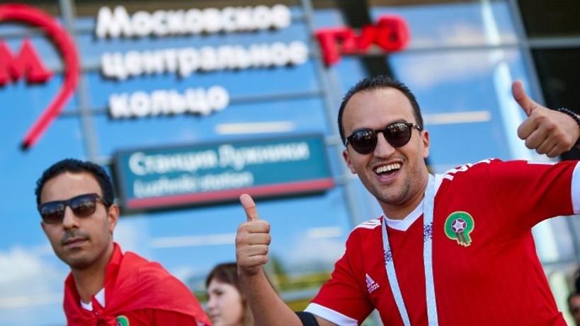 Улицы вцентре столицы будут пешеходными после матча Россия-Хорватия