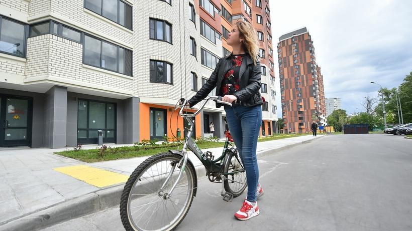 Переехать в реновационные дома уже согласились 52% жителей трех домов на юго‑западе Москвы