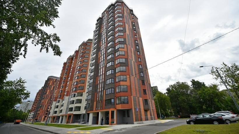 Ряд нарушений нашли при строительстве жилого дома по программе реновации на юге Москвы
