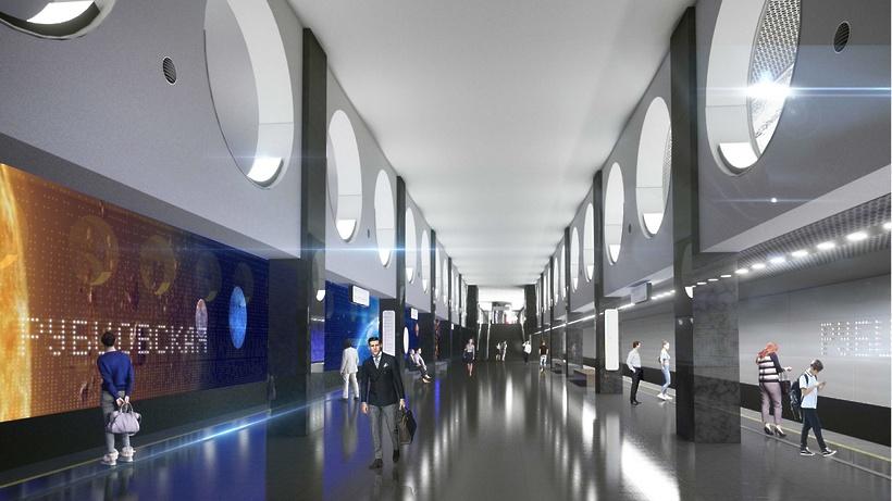 Южный участок огромного кольца московского метро планируется достроить кконцу 2020г.