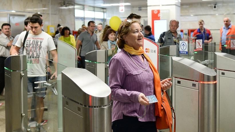 Воробьев вводит новые льготы напроезд для пожилых людей
