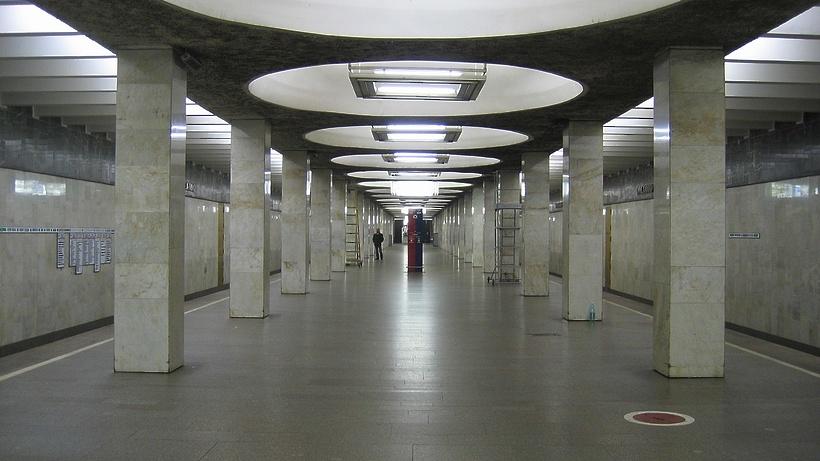 Вестибюль станции московского метро «Орехово» закрыли наремонт до19июля