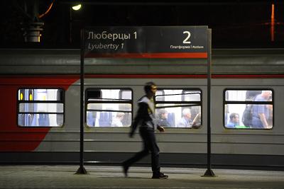 Железнодорожную станцию Люберцы‑1 дезинфицируют три раза в день