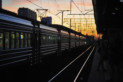 Электрички возобновили остановку на станции «Лось» в Москве после инцидента с зацепером
