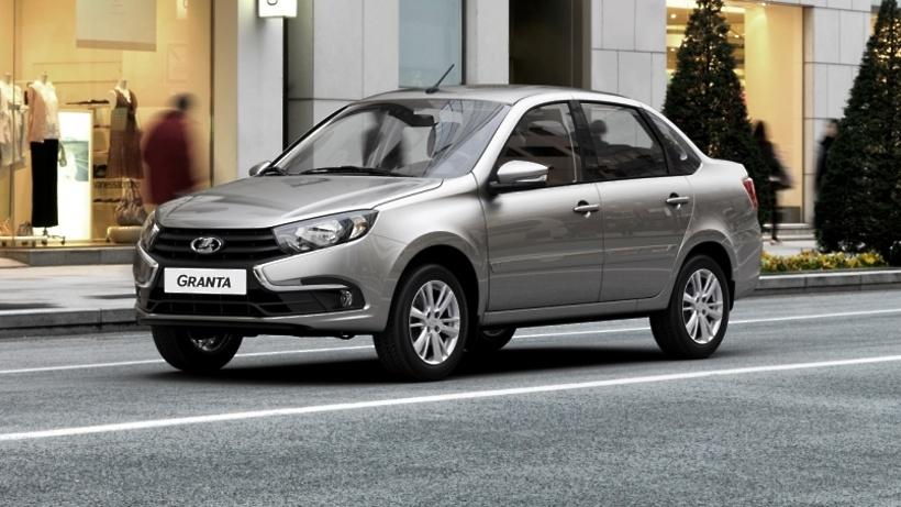 «АвтоВАЗ» представил новое поколение седана Lada Granta