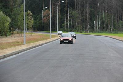 Проезд на Угольной улице в Мытищах открыли после реконструкции
