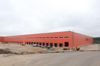 Новый логистический центр «Ашана» в Домодедове создаст около 1 тыс рабочих мест
