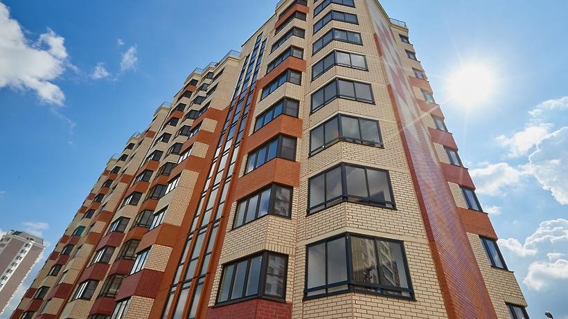Около 560 тыс кв метров недвижимости возведут в новой Москве в ходе реновации
