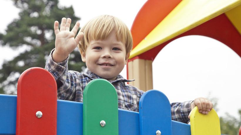 Детские площадки на улицах Тепличная и Плещеевская в Подольске благоустроят в 2021 году
