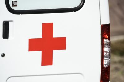 В Подмосковье сотрудники ДПС спасли пенсионерку из горящего дома