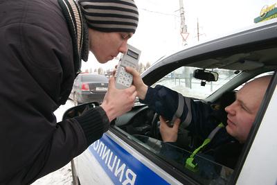 ГИБДД Подольска в субботу и воскресенье проведет рейды по выявлению пьяных водителей