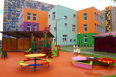 Новый детский сад в Домодедове появится в 2019 году