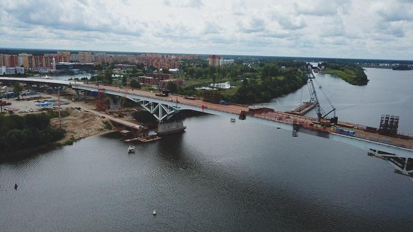 Андрей Воробьев: Мост через Волгу в Дубне будет способствовать развитию города