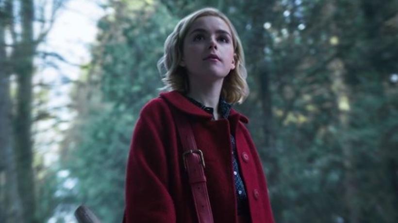 Netflix обнародовал первые кадры сосъемок перезапуска «Сабрины— маленькой ведьмы»