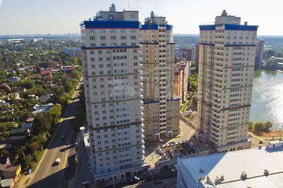 Строительство жилого комплекса «31 квартал» завершили в Пушкине