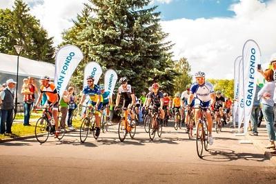Велозаезд GranFondoRussia пройдет в Серпухове в воскресенье
