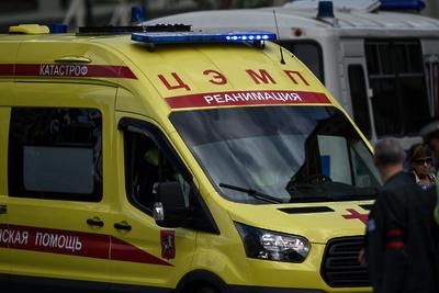 На Южном обходе Подольска произошло массовое ДТП