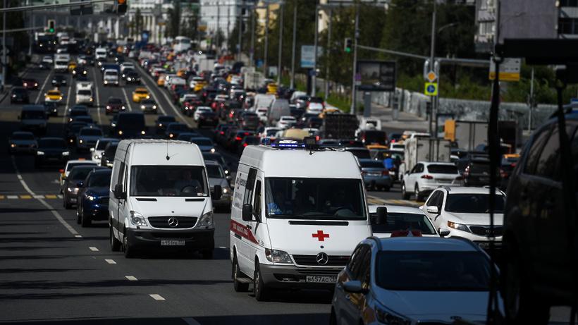 авария в дубне таксист и ситроен