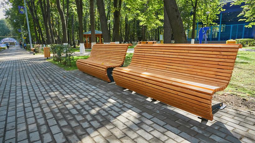 50 общественных пространств благоустроят в Подмосковье в 2019 году