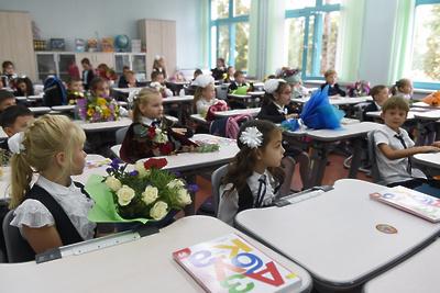 К началу учебного года в Подмосковье откроют 12 новых школ