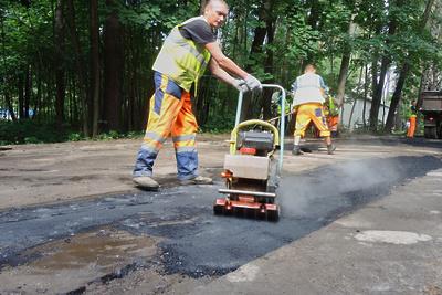 Жители подмосковного поселка Мисцево получат отремонтированную дорогу