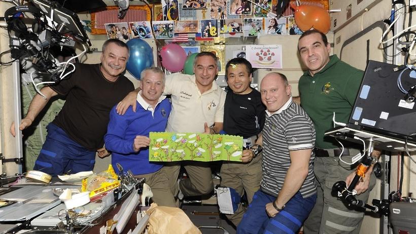 Двое космонавтов сМКС проголосовали навыборах губернатора Московской области